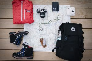 what to pack when camping