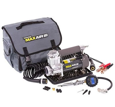 Bushrange Portable 12v Air Compressor